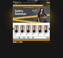EnvyMe Website by HappyCatfishWeb