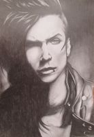Andy Biersack by Neliel00