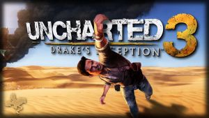 Uncharted 3 : DD - Wallpaper by SendesCyprus