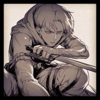 Levi by sine-eang