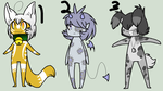 Name your own price 3 by Adopts-R-Us