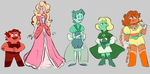 ~updated~ smb gems by irlsealpup
