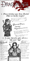 Dragon Age Meme by Hreztil