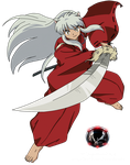 InuYasha-Renders by maosnfg