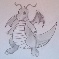 Dragonite by jmwchan