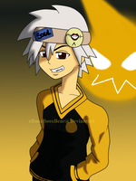 Soul Eater Evans by xBooxBooxBear