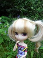 pullip in the forest by loekie3