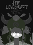 H.P. Lovecraft and the Shadows by Ghost-Pudding