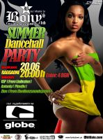 Summer Dancehall Party by to4kata