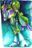 Stop being so coy, Shockwave by neoyi
