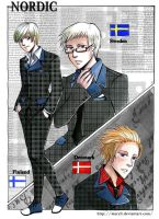 APH Nordic by MaryIL