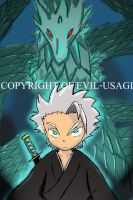 hitsugaya by Evil-usagi