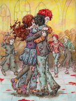 Sunrise by palantiriel
