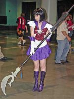 Sailorsaturn Death Ribbon by chinako