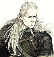 Legolas by 73554B