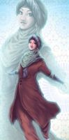 Hijab by WhiteLeyth