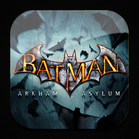 Batman Arkham Asylum Dock Icon by Timmie56