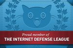 Internet Defense League is LAUNCHING by GothicShade