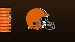 Cleveland Browns 2013 Schedule Wallpaper by SevenwithaT
