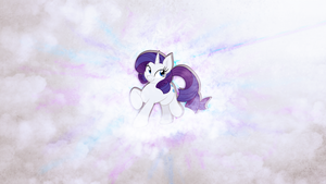 Rarity in the Sky by SandwichDelta