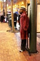 Standing on the Corner by patrick-brian