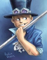 Sabo by rockinrobin