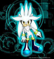 Silver the Hedgehog-GA by Fantailed-Hedgehog