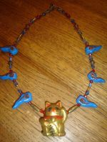 Resurrection Bead Necklace by Okami-FanClub