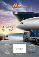 AFIFI TRANSPORT CALENDAR by HABASHY