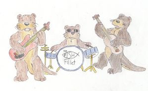 Fish Fillet: The Otter Band by Traxer