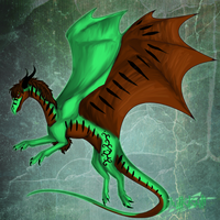 Dragon for omnia-paratus20 [1/2] by Julkkuli