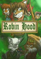 Robin hood DVD cover by MikeOrion