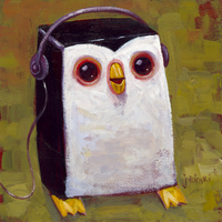 Hip Hopenguin 2 by jasinski