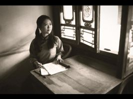 The Classical Chinese Girl by mouxiong