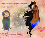 AA Spring Mini Show - Stallion Class Winner by ReQuay