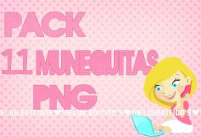 Munequitas Png' by MeluuEditions