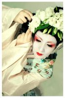 Geisha OO1 by EmbryonalBrain