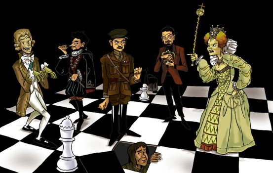 A Blackadder by any other name by kazzer-doom