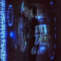 Time Alternation. by hybridgothica
