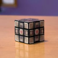 Rubik's Companion Cube by DemoraFairy