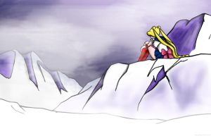 Sailor moon all alone by JamButler274