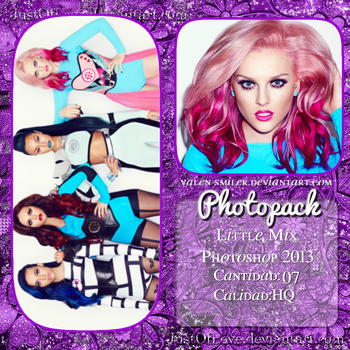 Photopack Little Mix Photoshoot 2013 by Vale-Smiler