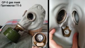 GP-5 gas mask overall view by DrJorus