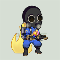 Mini Project: Pyro by dust-bite