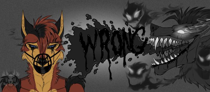 !!Wrong!! by BadWolfRoxy