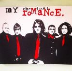 Mcr painting by the-house-of-w0lves