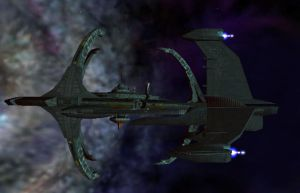 Thats not Babylon 5 by madmick2299
