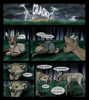 City of Trees- Ch. 3 Pg. 13 by SanjanaStone