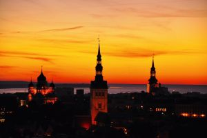 Tallinn. by Fiedka