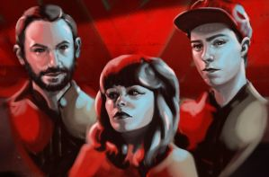 Chvrches Final by cluis